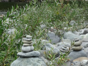 Smith River Rock Sculptures