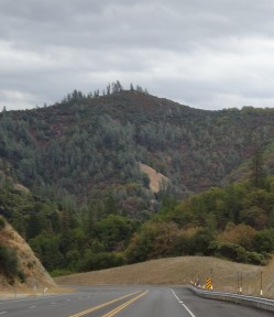 Hwy 299 toward Redding CA