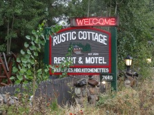 Rustic Cottage, Tahoe Vista, North Lake Tahoe