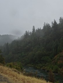 Trinity River, off Hwy 299 Northern CA