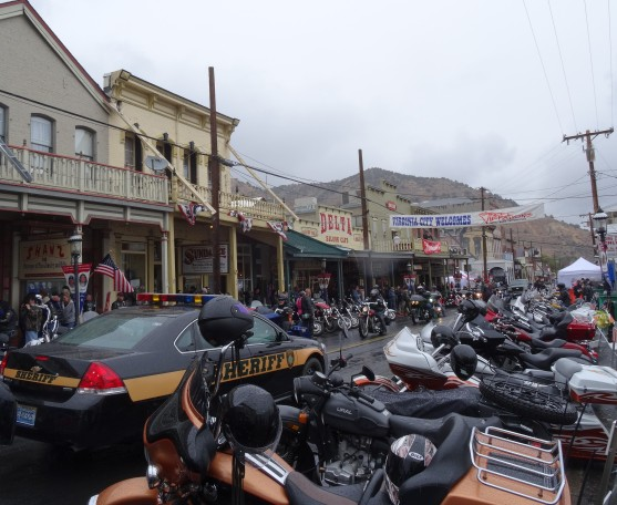 Virginia City, Street Vibrations Rally