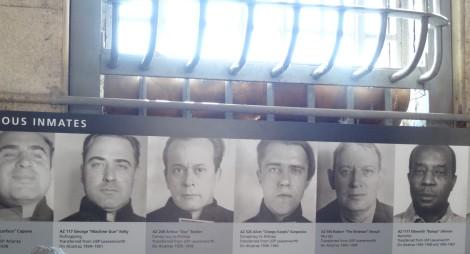 Alcatraz Notorious Prisoners