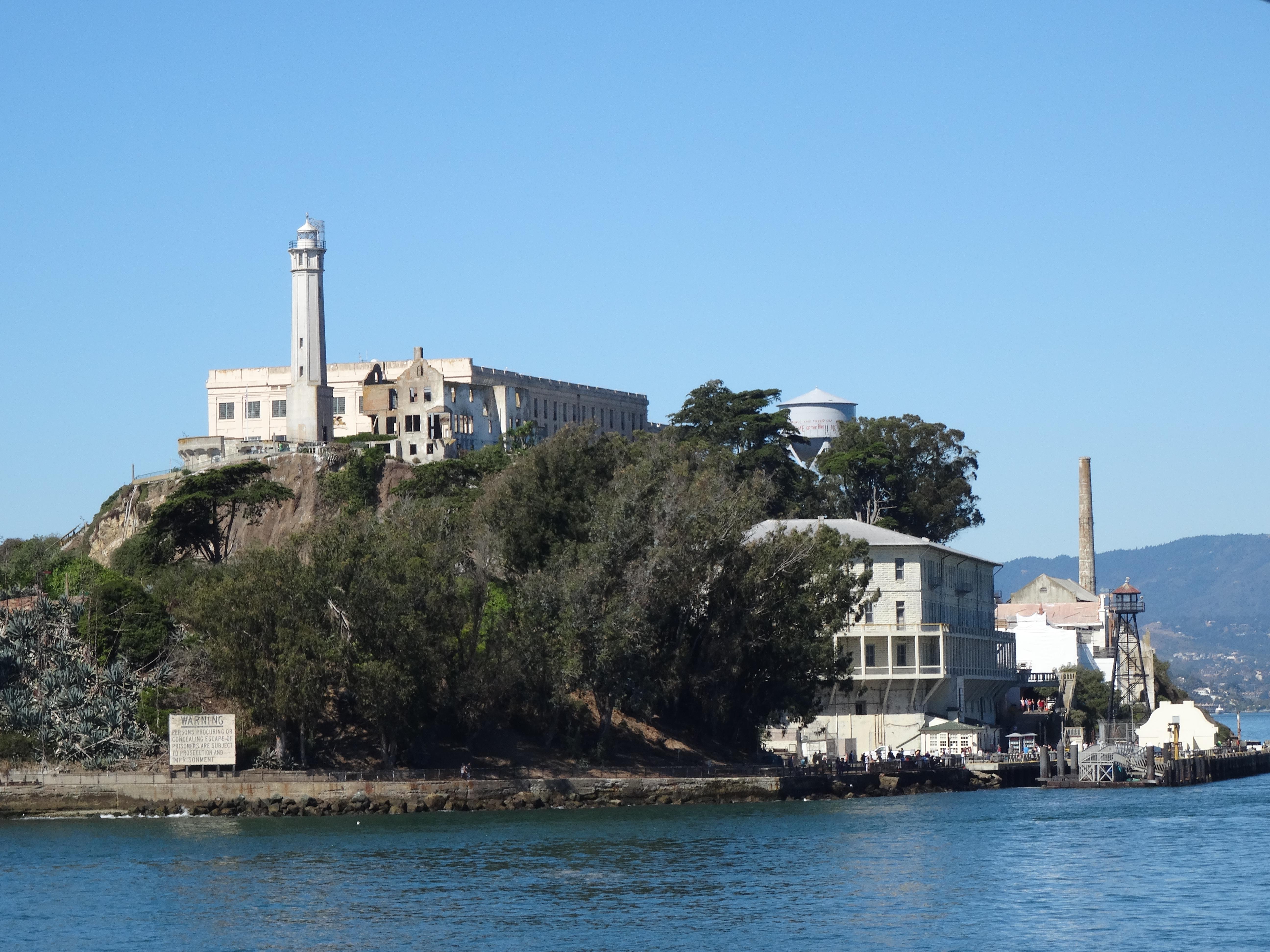 Alcatraz, SF