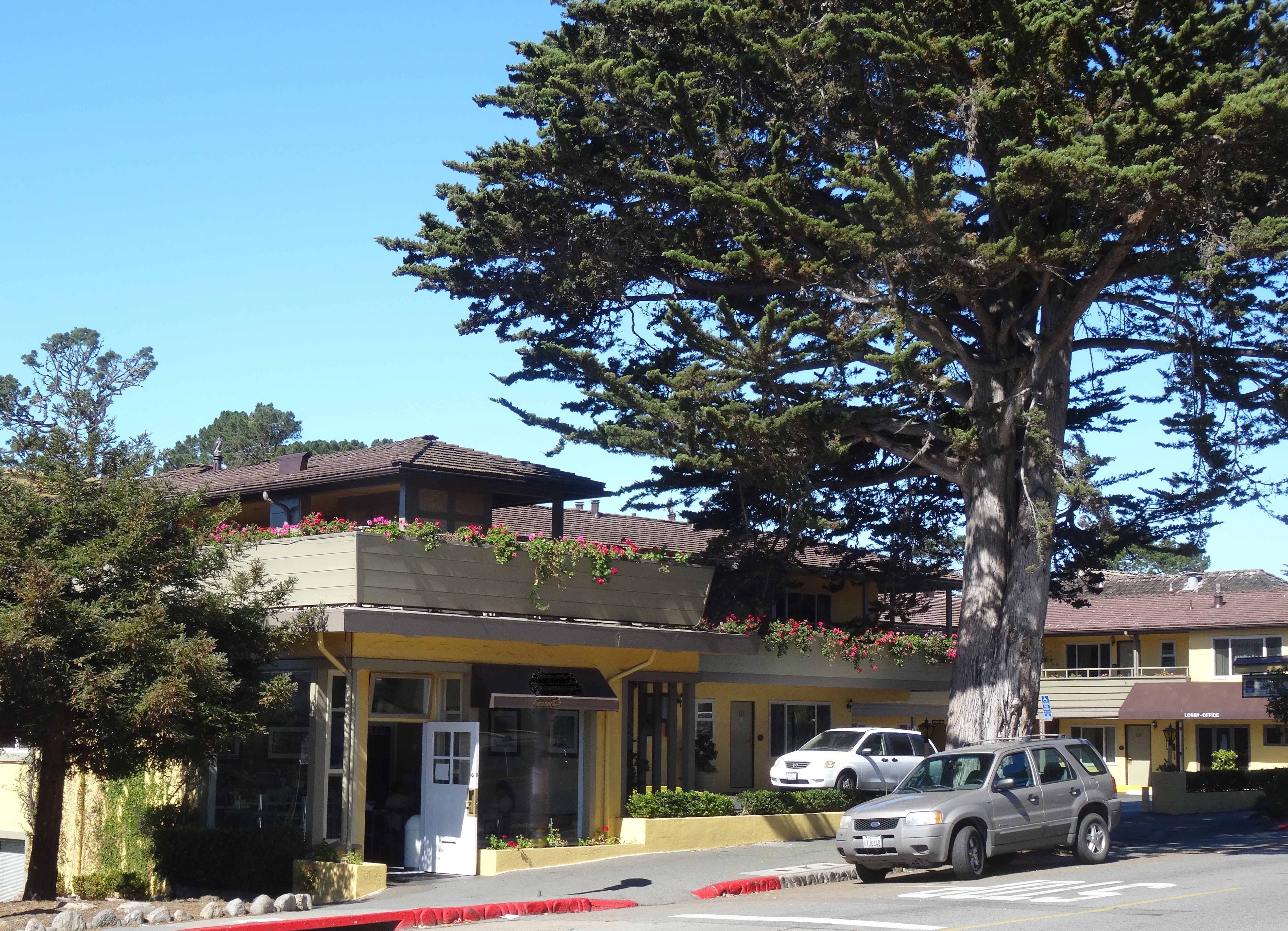 Best Western Town House Lodge, Carmel