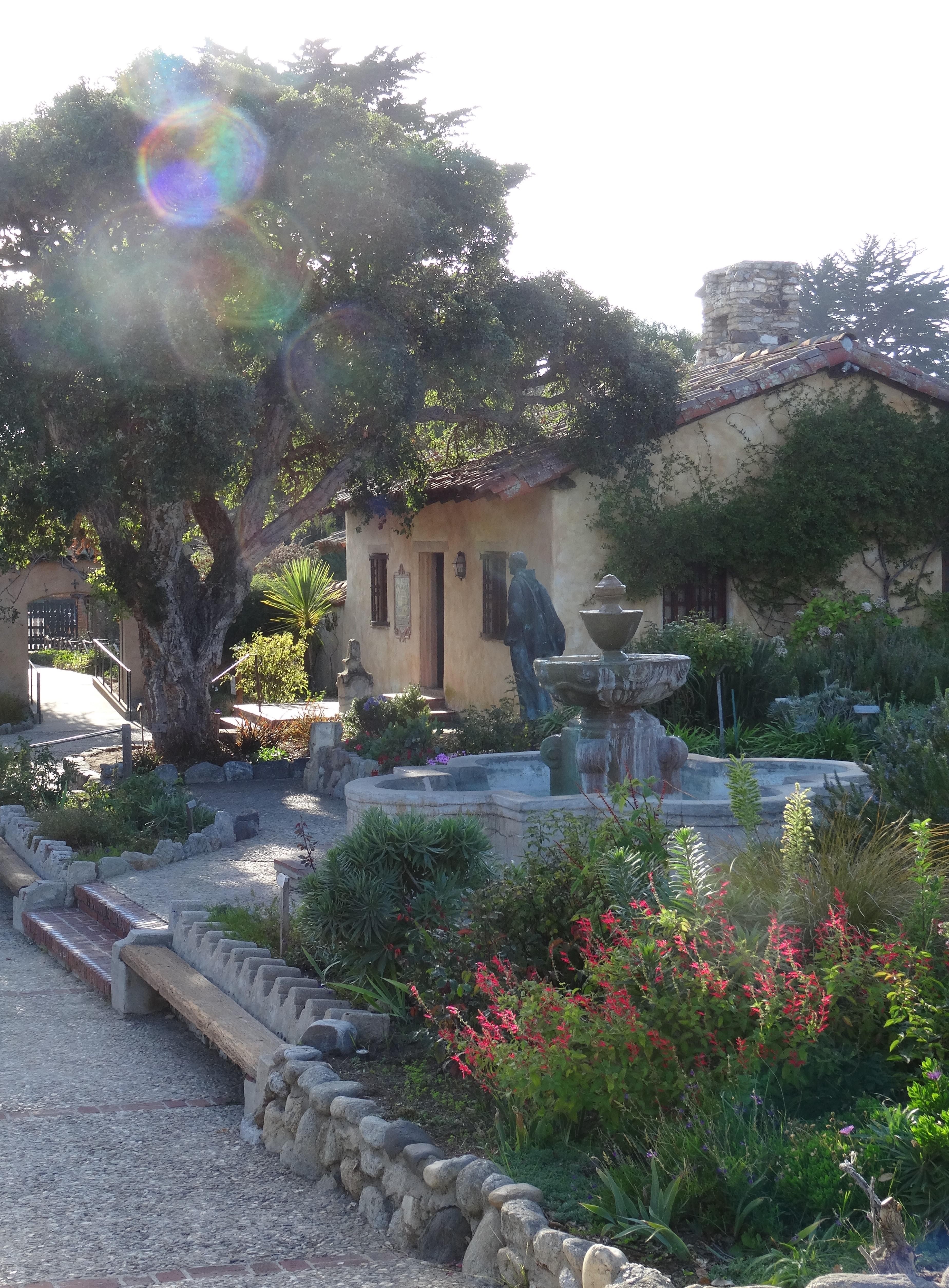 Carmel Mission, Carmel, CA 2