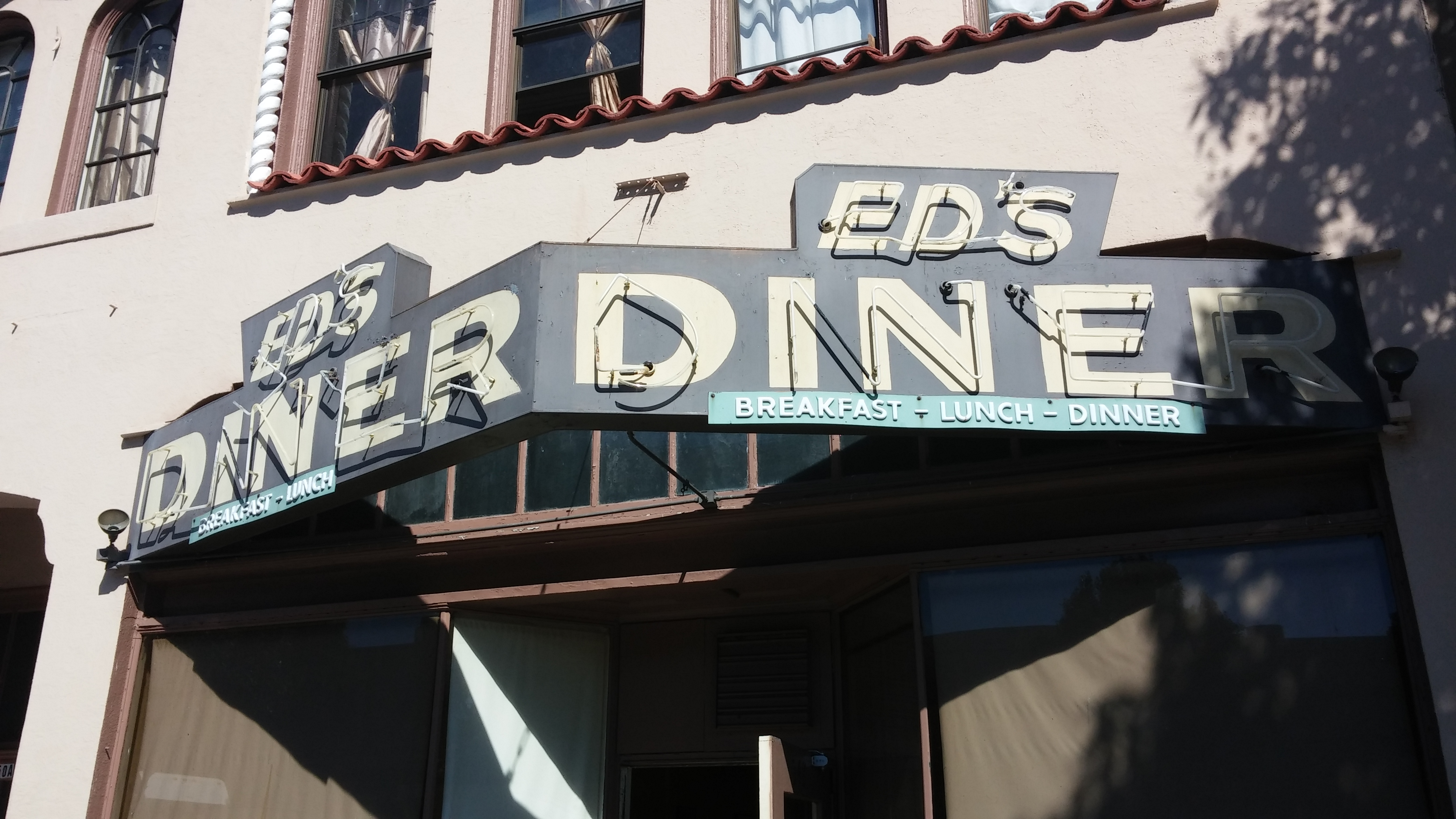 Ed's Diner, South SF