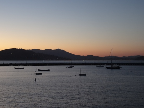 Sunset View, SF Bay