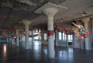 Weiwei @Large in Alcatraz 2