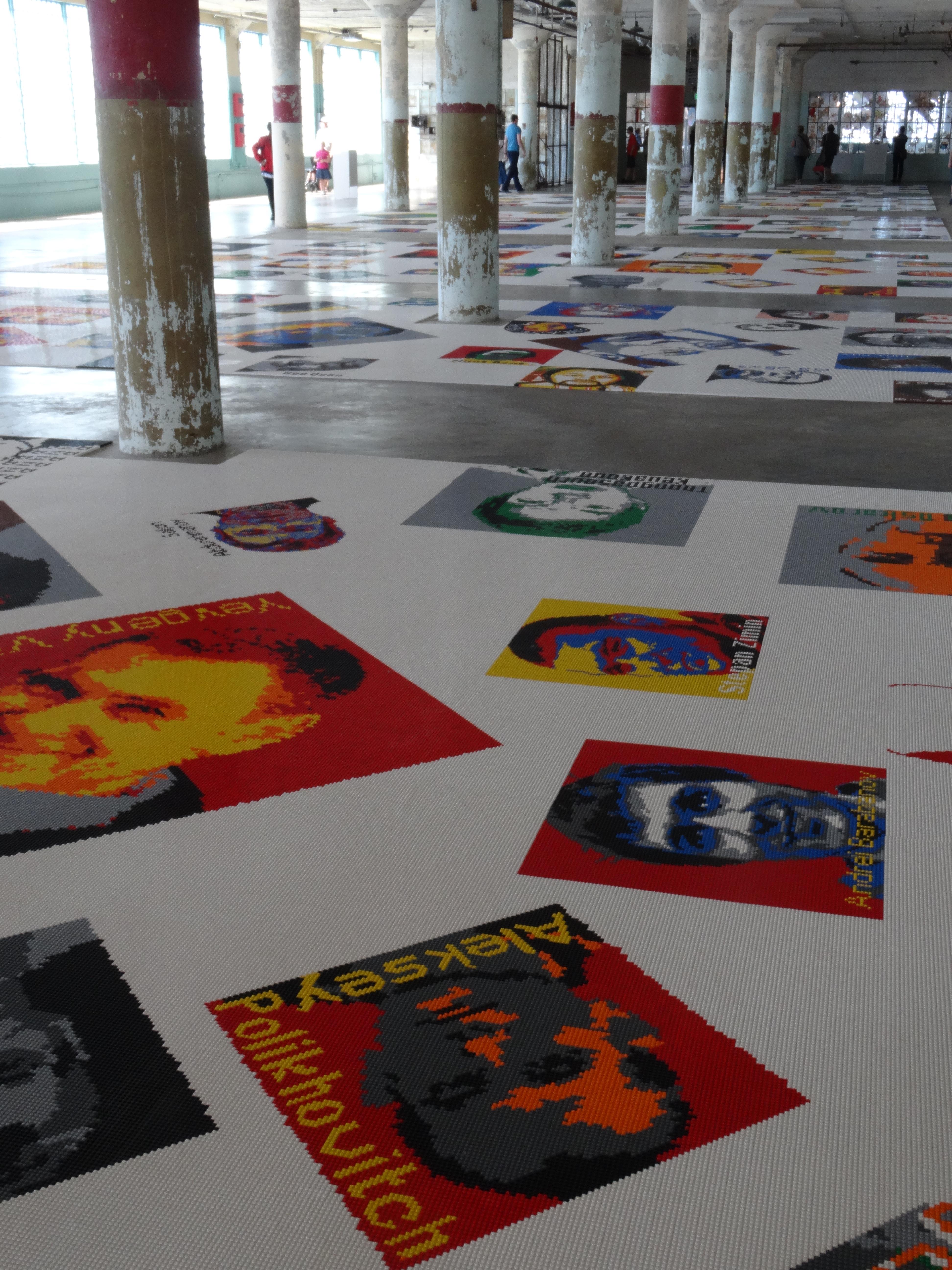 Weiwei @Large in Alcatraz 5