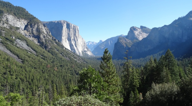 Yosemite National Park, California ~ October 8 – 11, 2014