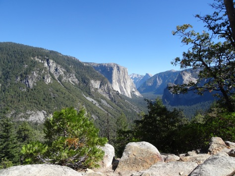 04 Yosemite Valley - Inspiration Point