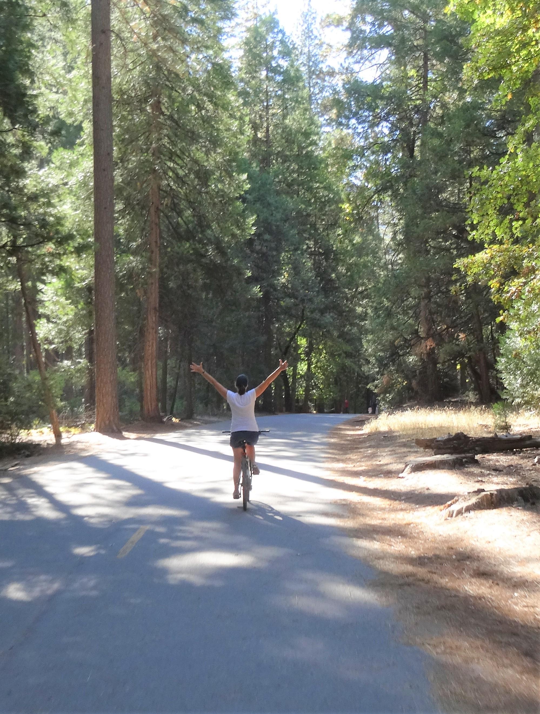 06 Yosemite Bike Path