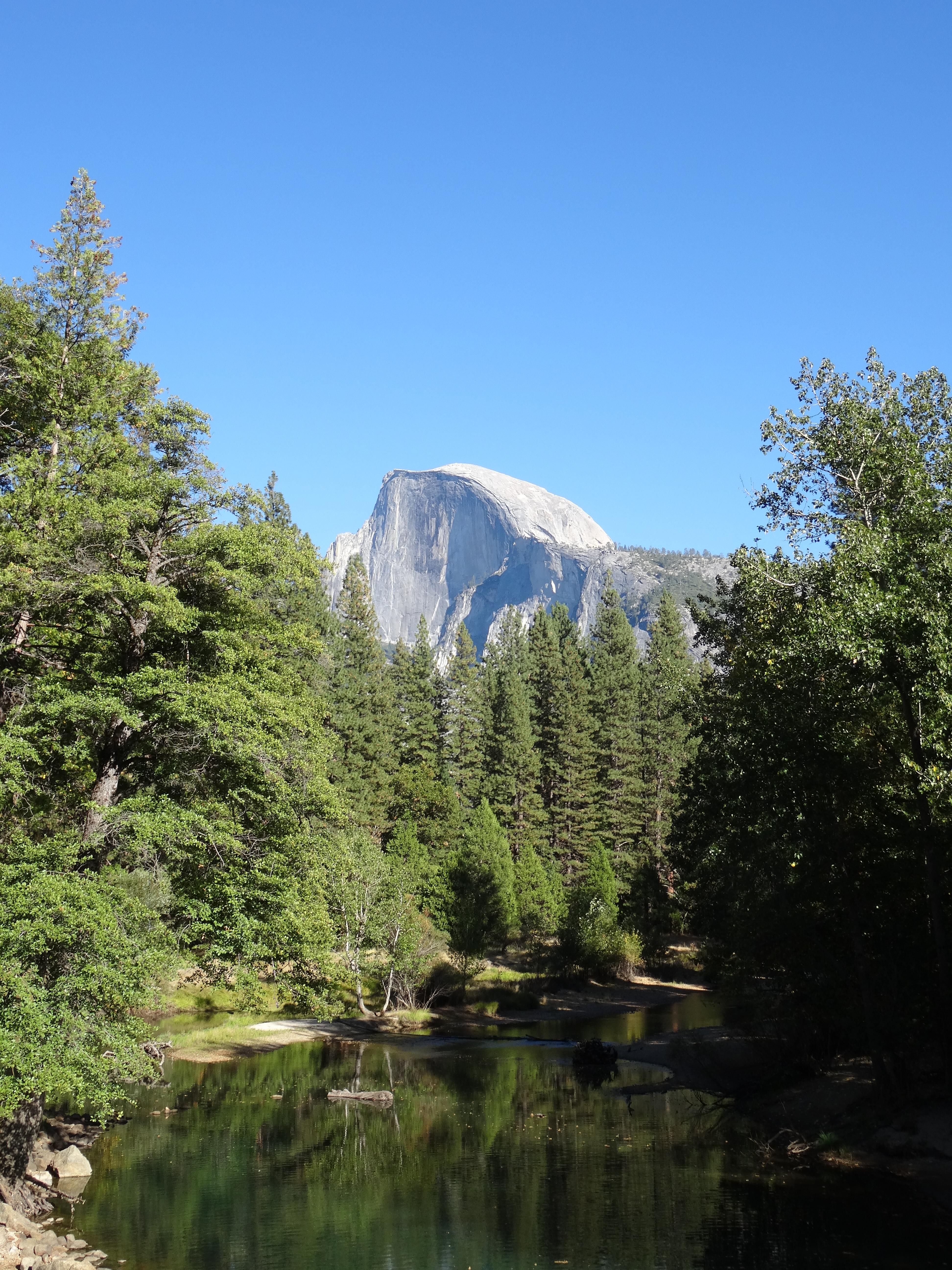 06.5 Merced River and Half Dome, Yosemite