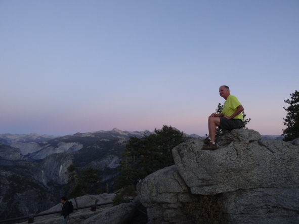 19 On Top of the World, Glacier Point, Yosemite