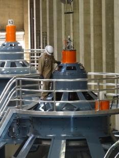 04 Hoover Dam Generators