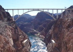 08 Callaghan–Tillman Memorial Bridge over the Colorado River