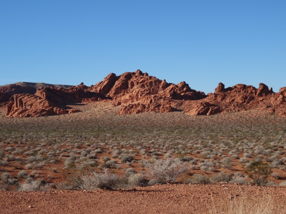 12 Valley of Fire landscape
