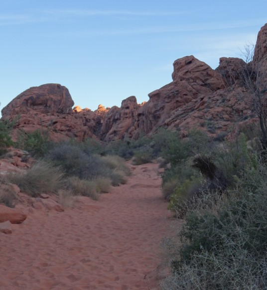 19 Mouse Tank Trail, Valley of Fire SP