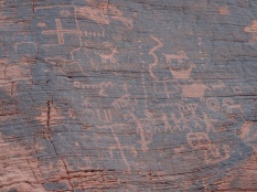 21 Petroglyph Canyon, Valley of Fire SP