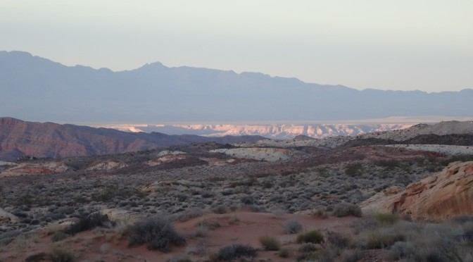 Mojave Desert:  Hoover Dam, Valley of Fire State Park & Death Valley National Park ~ October 12 – 17, 2014