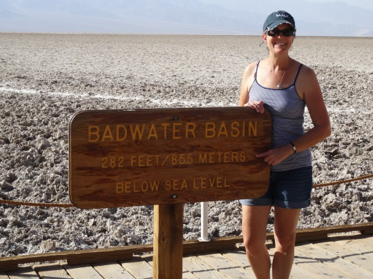 27 Badwater Basin Salt Flat, Death Valley NP
