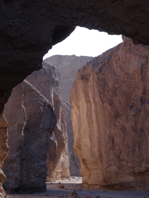 35 Natural Bridge, Death Valley NP