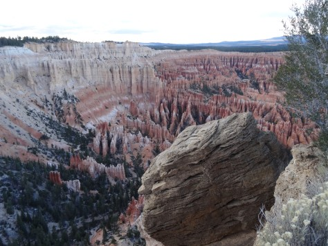 Bryce Canyon from Inspiration Point 1=4