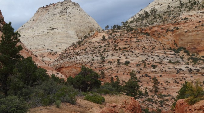 Zion National Park, Utah ~ October 17-18, 2014