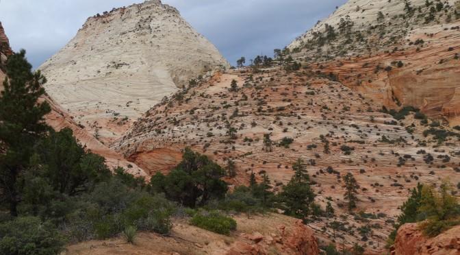 Zion National Park, Utah ~ October 17-18, 2014