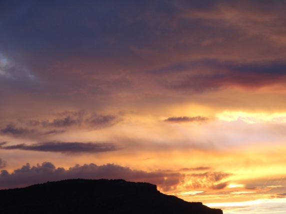 01 Sunrise, Kanab UT