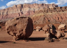 30 Mushroom Rocks Along Highway 89A