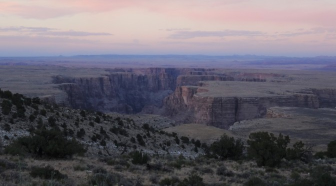 Utah / Arizona Border – October 20-21, 2014