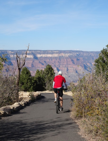 Around Rim Trail, Grand Canyon SR