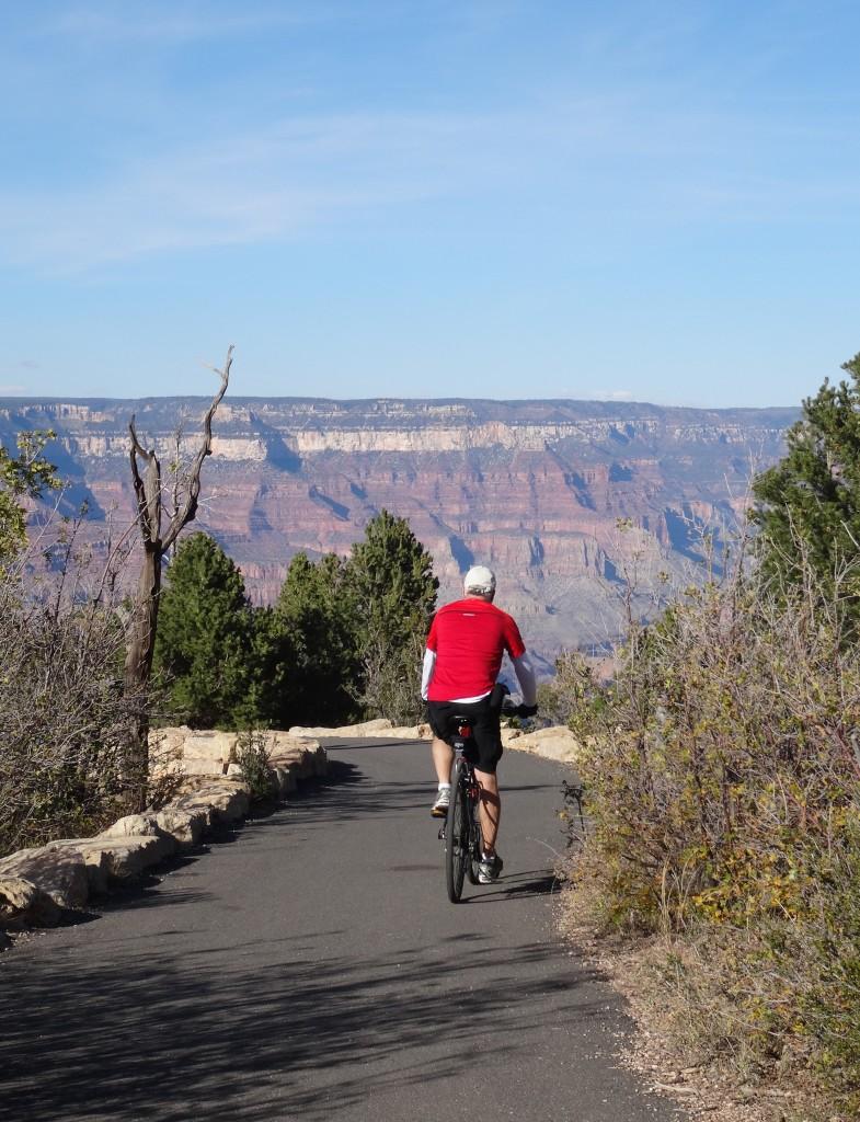 Around Rim Trail, Grand Canyon SR