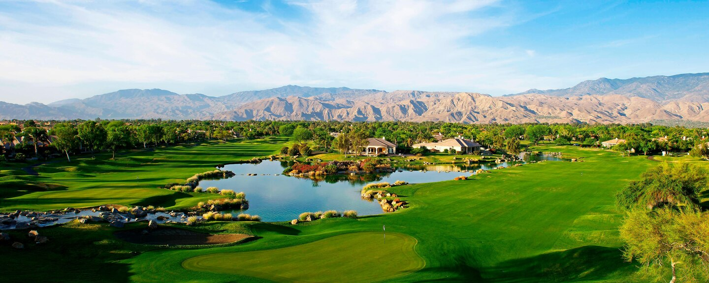Gary Player Signature Course, Rancho Mirage CA