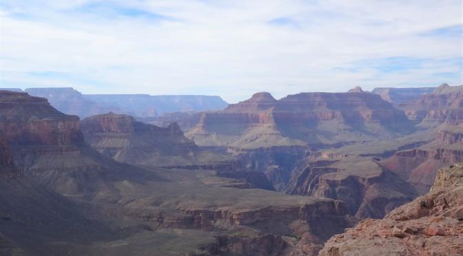 Grand Canyon's South Rim ~ October 22-24, 2014