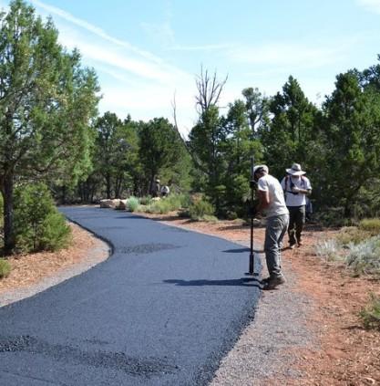 Greenway Trail, Tusayan AZ