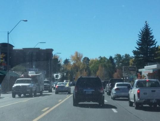 Route 66, Flagstaff, AZ