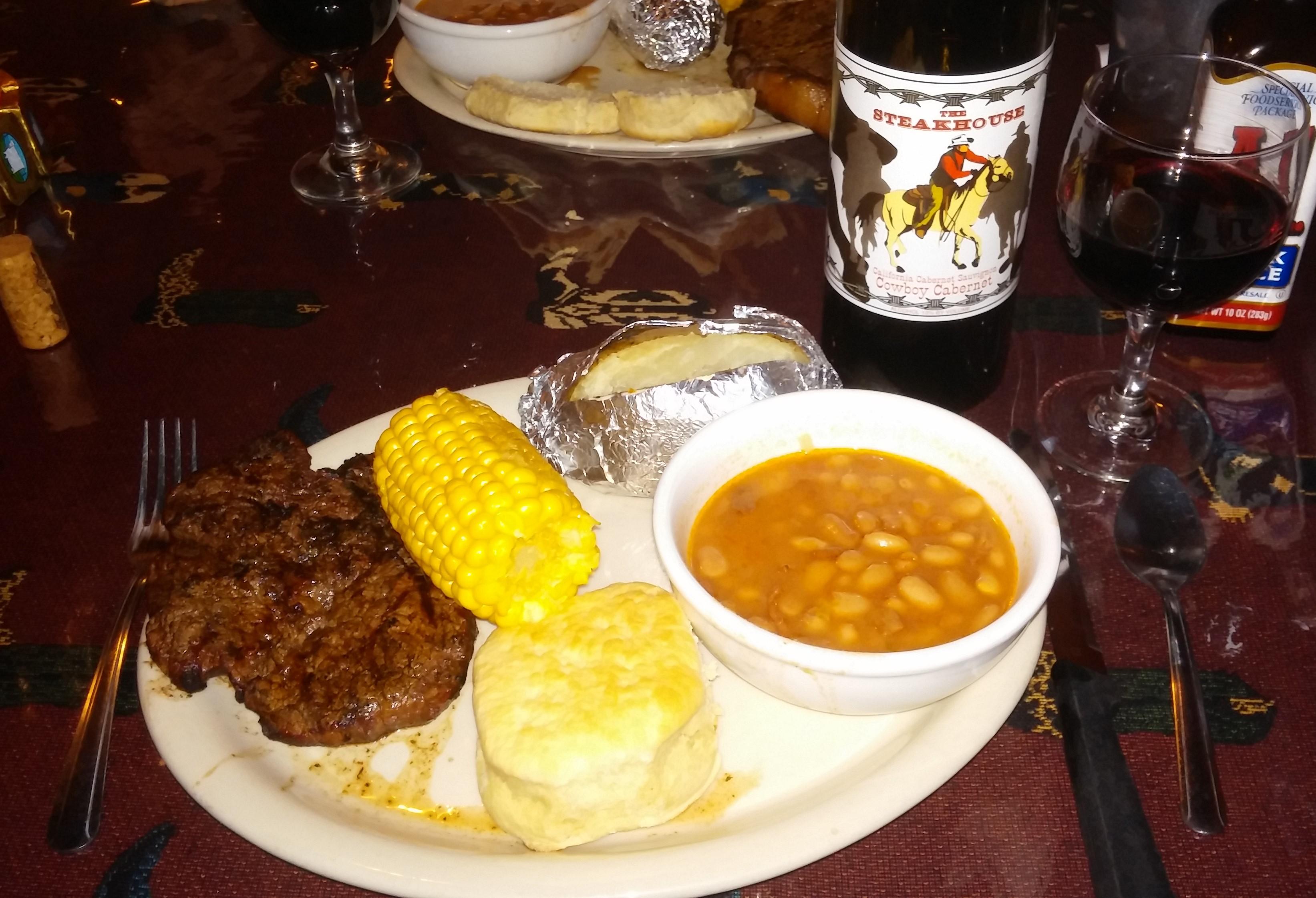 Yippee-Ei-O! Steakhouse, Tusayan AZ