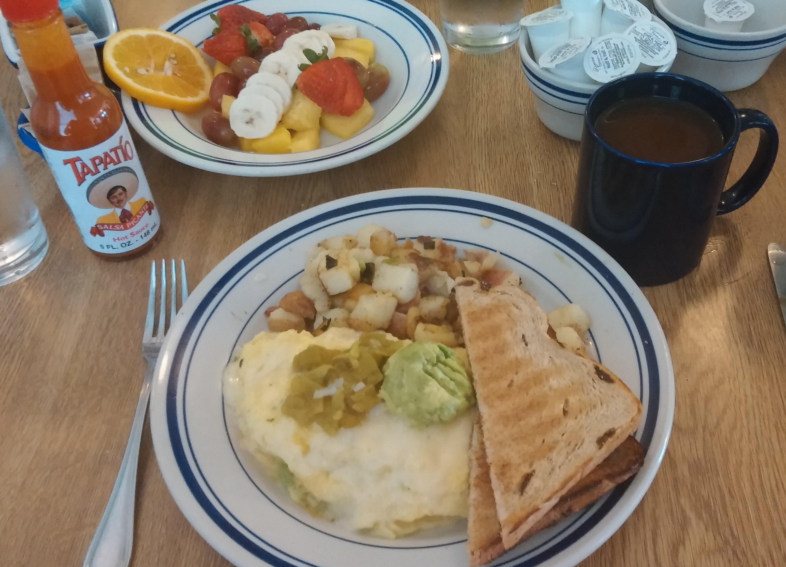 Blue Willow Breakfast, Tucson, AZ