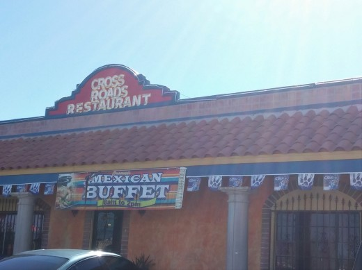 Crossroads Restaurant, Tucson AZ 3