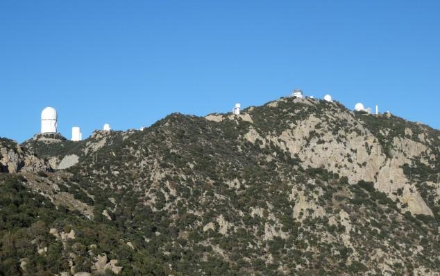Kitt Peak Natl Observatory, AZ 1
