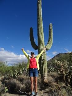 Sendero-Esperanza Trail, Saguaro NP W 3