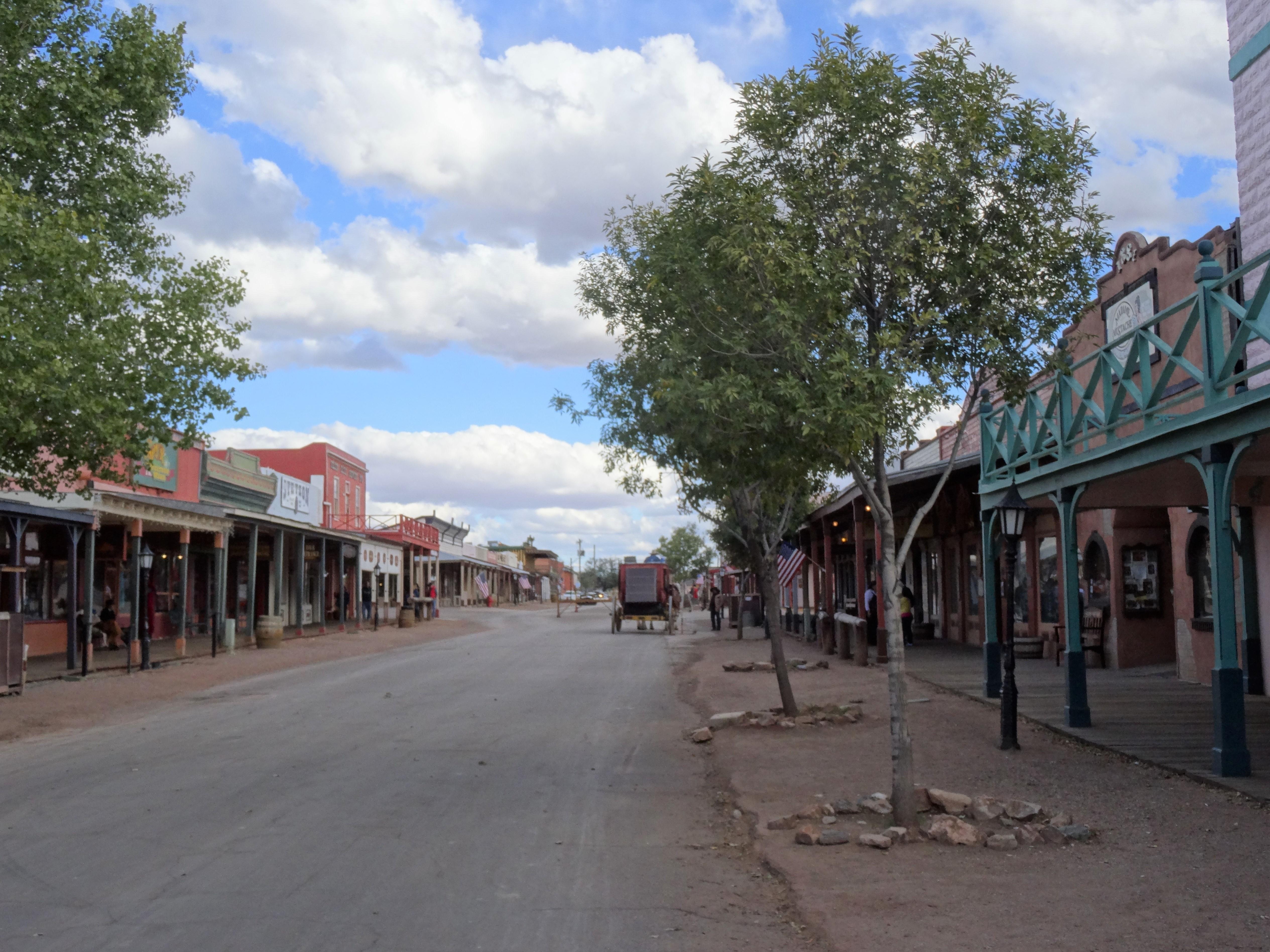 Tombstone, AZ 1