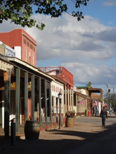 Allen St., Tombstone, Arizona